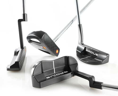 About Radius Putters