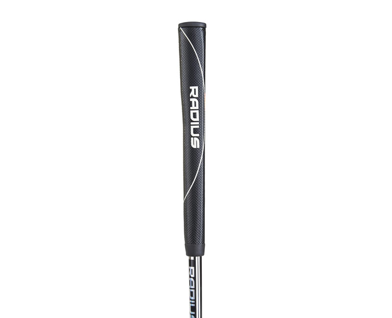 Radius Putter Black Grip