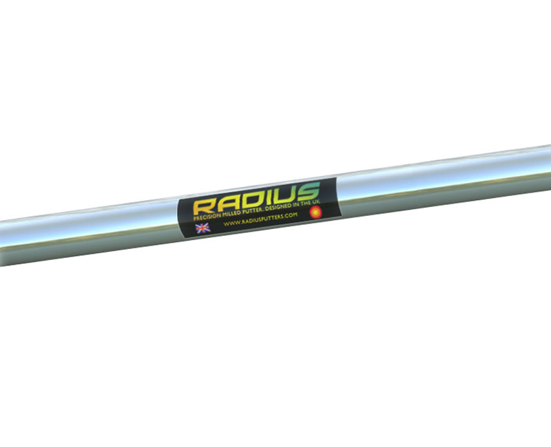 Radius Putter Shaft