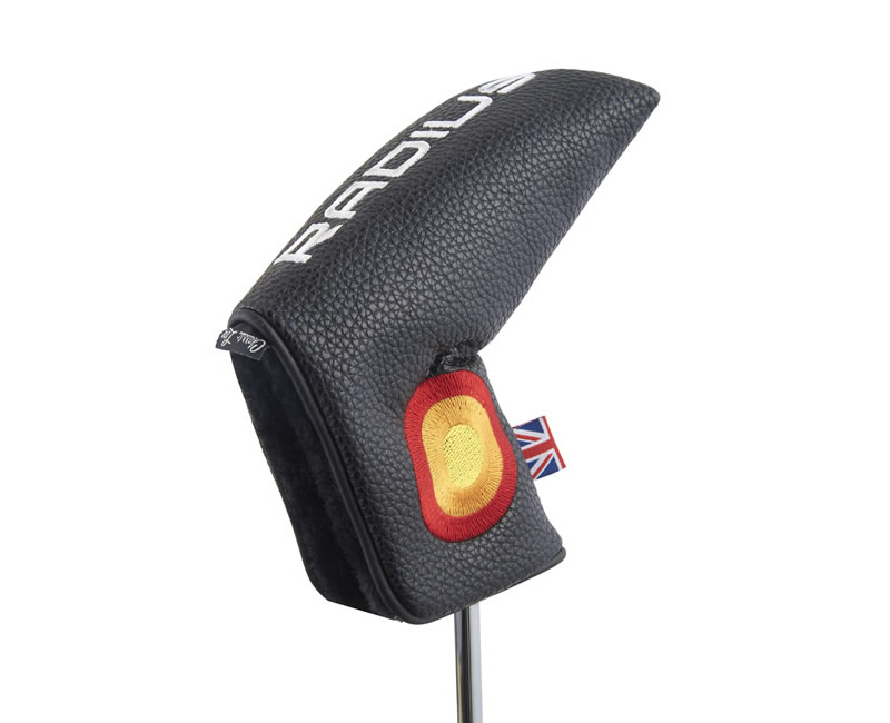 Radius Putter - Headcover Black