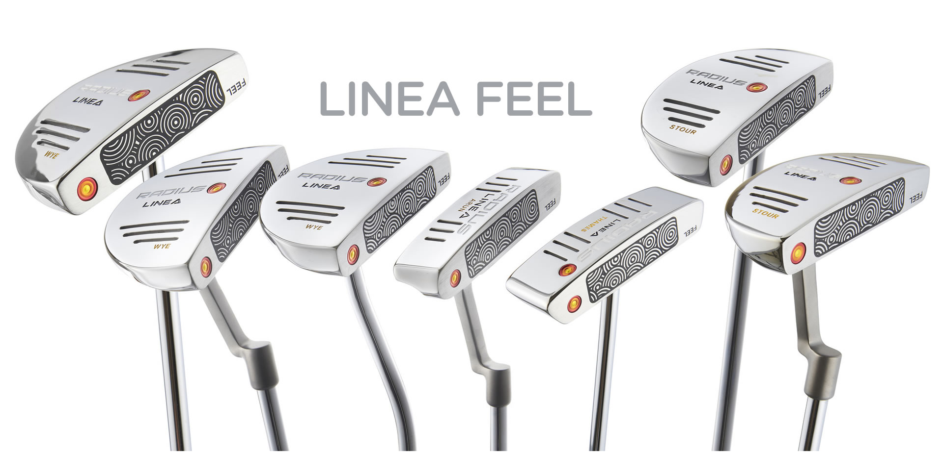 Linea Feel Putters Slider