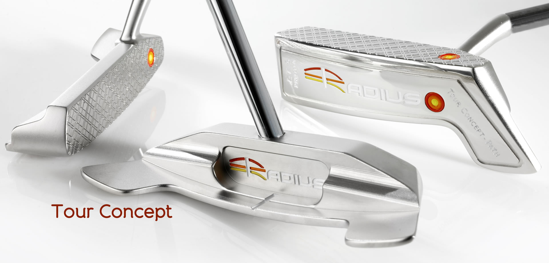 Tour Concept Putters Slider