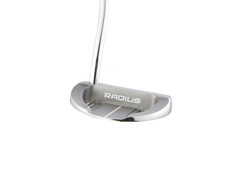 Linea Feel Putter - Wye Double Bend