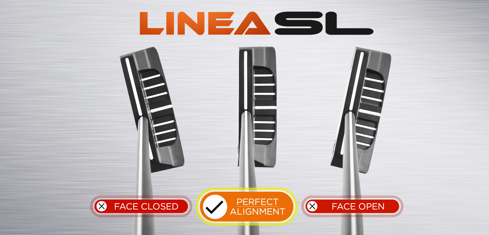 Linea SL Putter Slider