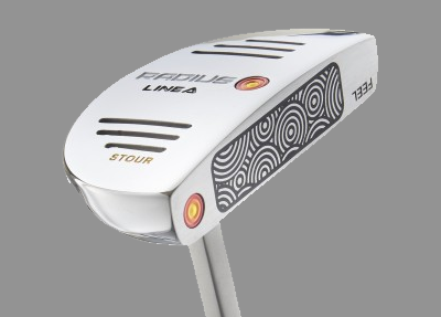 Radius Linea Feel Stour Heel Putter