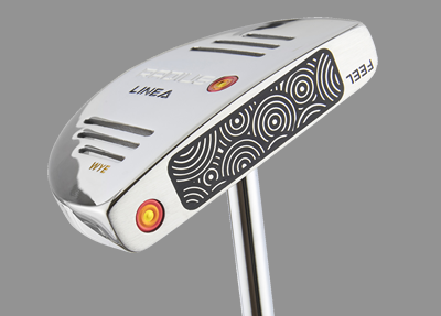 Radius Linea Feel Wye Centre Putter
