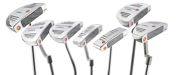 Radius Linea Feel Putters