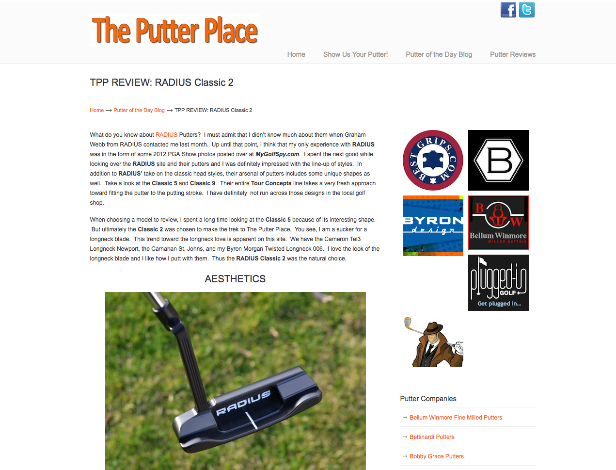 The Putter Place Review
